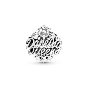 Bilde av Pandora openwork Dancing Queen charm