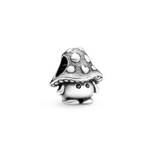 Bilde av Pandora Cute Mushroom charm