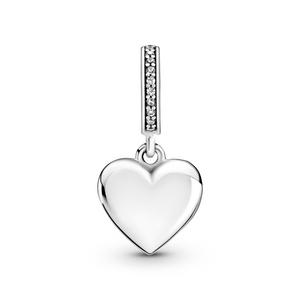 Bilde av Pandora Openable Heart Locket charm